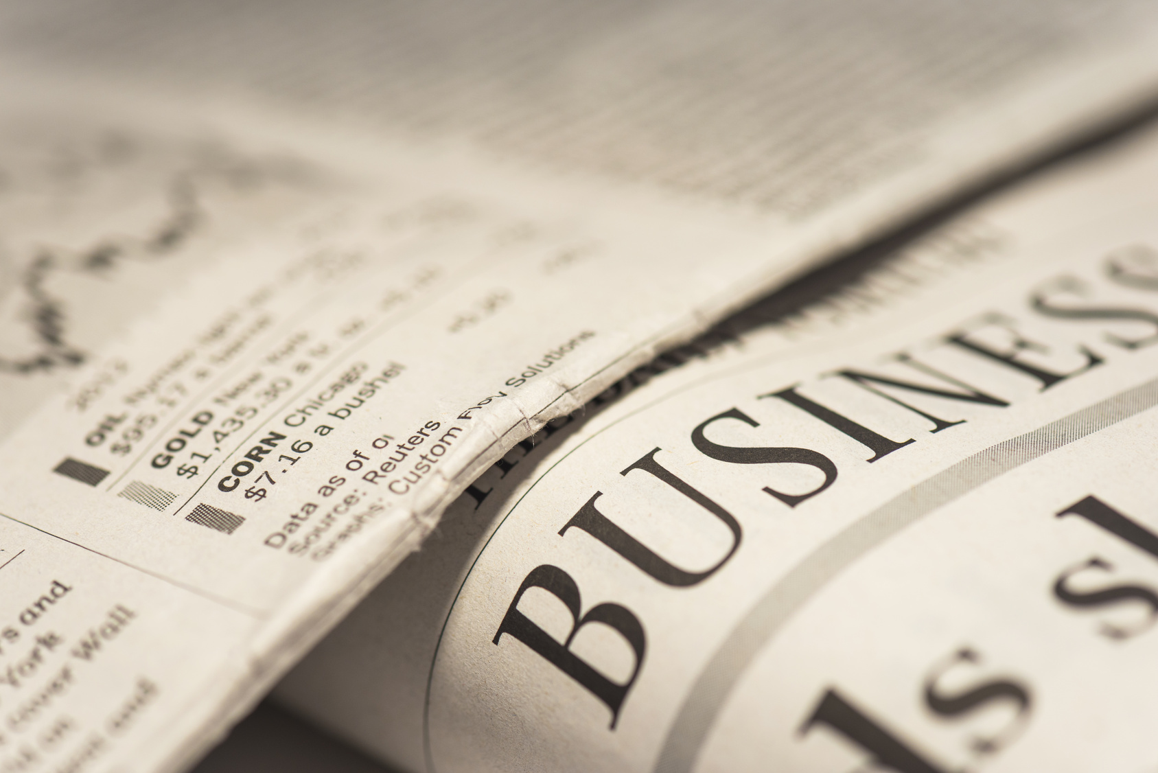 Image result for Business News - From Newspaper to Internet